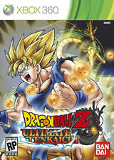 Dragon Ball Z: Ultimate Tenkaichi Xbox 360 New Xbox 360