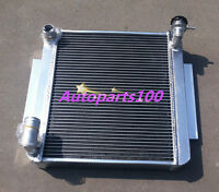5 ROWS ALUMINUM RADIATOR for TOYOTA CELICA GT TA22 / TA23 2T 1.6L MT 1973-1978