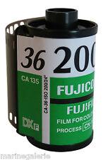 12 Pellicules photo couleur Fuji film non périmé neuf ! utilisable 2019