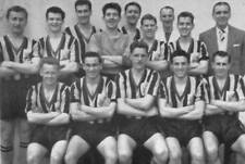 PORT VALE FOOTBALL TEAM PHOTO>1958-59 SEASON