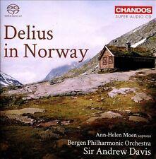 Delius in Norway, New Music
