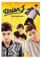 Sale Sale ! Union J 2014 Large A3 Size Wall Calendar Sale !