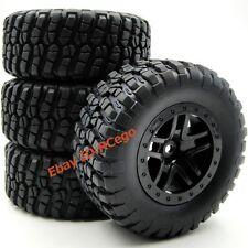 4pcs RC 1/10 short course tires 2.2/3.0 wheels Hex 12mm for Traxxas Pro-Line Car