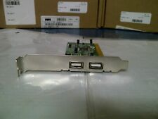 2Port USB 2.0 480MBS PCI Card New Sealed Hi-Speed . 2 yr warranty Real time.