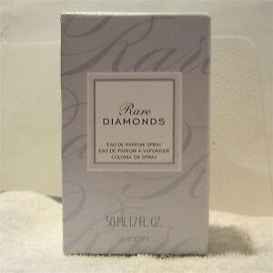 RARE DIAMONDS PERFUME BY AVON 1.7 FL OZ