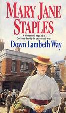 MARY JANE STAPLES _ DOWN LAMBETH WAY _ ADAMS FAMILY __ BRAND NEW __ UK FREEPOST