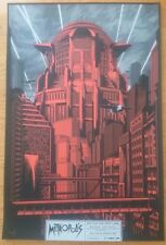 Metropolis variante mondo alternative movie poster ken taylor