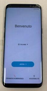 Samsung Galaxy S8 SM-G950 64GB Black Smart Phone G950F (Europe, Global Single)