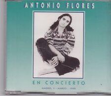 Antonio Flores-En Concierto cd maxi single 8 tracks