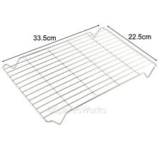 Small Stainless Steel Grill Pan Tray Rack for DeLonghi Oven Cooker Spare Part