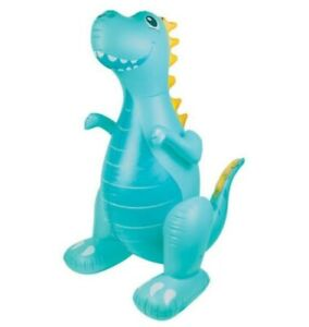 Giant Inflatable Sprinkler Dinosaur water pool toy 1.62m Tall -Brand New, NO BOX