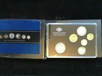 2010 Australian Proof Set in box of issue.