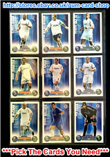 TOPPS MATCH ATTAX 2007-08 (TEAMS B-F) *PICK THE CARDS YOU NEED*