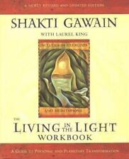 Living in the Light Workbook: A Guide to Personal and Planetary Transf-ExLibrary