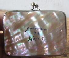 Antico borsellino  - oggetto da vetrina! Madreperla! primi '900