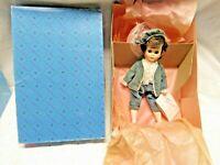 """Madame Alexander Blue Boy 12""""  Doll In w/ Box  (10)"""