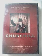 68512 DVD - Churchill [NEW / SEALED]  2003  8208373