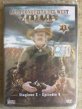Alla conquista del West numero 13 - Stagione 2 Episodio 9 - DVD nuovo sigillato