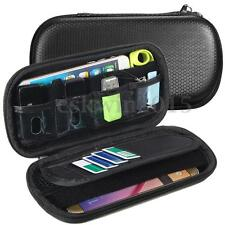 Travel Storage Organizer Bag Pouch Case Digital Memory Card USB Cable Earphone