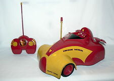 """IMC TOYS IRON-MAN RC 40 MHZ VEHICLE WITH REMOTE CONTROL 12 1/2"""" CAR"""