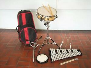 Ludwig Educational Snare and Bell Kit