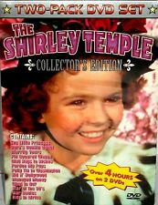 The Shirley Temple Collector's Edition NEW! 2 DVD BOX SET,LITTLE PRINCESS, COLOR