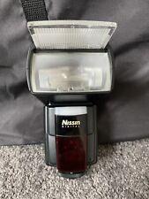Nissin Di866 Mk I TTL Flash Speedlite Gun for Nikon