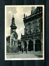 PK Bremen-plaza del mercado con Roland 1930 (p2-1)