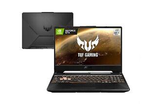 Notebook ASUS TUF Gaming F15 i5-10300H SSD 512GB+8GB GTX1650Ti FX506LI-HN039 DOS