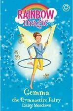 Rainbow Magic Gemma The Gymnastic Fairy by Daisy Meadows Paperback