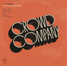 CROWD COMPANY-LIVE AT THE JAZZ CAFE-JAPAN CD D73