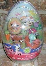 Littlest Pet Shop TARGET EASTER EGG 234 238 239 240 pink chick blue butterfly
