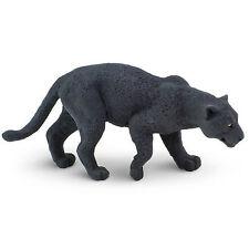 Black Jaguar Wildlife Figure Safari Ltd NEW Toys Educational Figurines