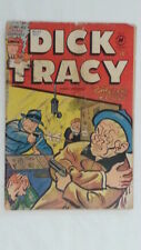 Dick Tracy comic Vol 1 No 65 July 1953 Harvey Comics