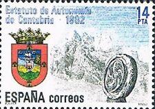 ESPAÑA 1983. Estatuto de autonomía de Cantabria. Edifil 2687