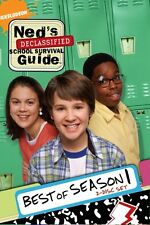Ned's Declassified School Survival Best of  Season 1 DVD Set Series Nickelodeon