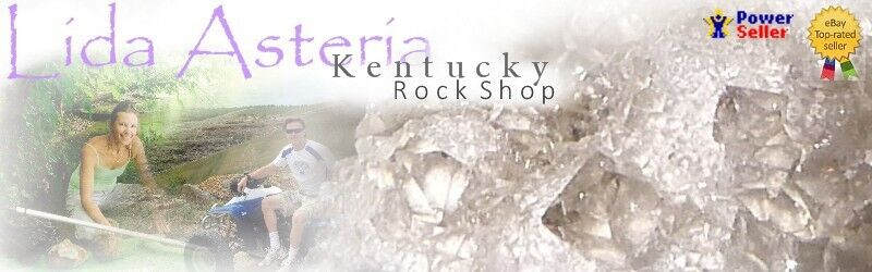 Kentucky Rock Shop Geodes & Agates