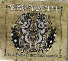 Virgin Steele-The Black Light Bacchanalia - 2 CD-Nuovo/Scatola Originale