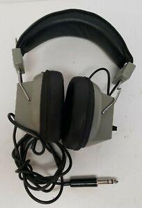 VINTAGE Realistic NOVA 16 Stereo Headphones 8 ohms KOREA Used