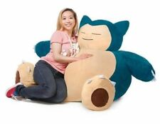 Nintendo Pokemon SNORLAX BEAN BAG CHAIR figure NEW - HUGE!