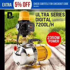 Garden Water Pressure Booster Pumps Tanks
