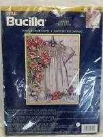 Bucilla Counted Cross Stitch Kit CHRISTENING GOWN 42692 New