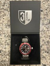Three Leagues Mens Watch Grey Collection New In Box!