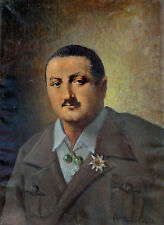 Piero Todeschini (Milano 1888-Cortenova/Lecco 1945) RITRATTO del Conte Ugolini