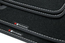 Exclusive-line Design Fußmatten für VW Tiguan 2007-2016