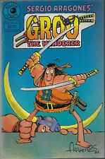 GROO THE WANDERER SPECIAL # 1 VF+/NM Eclipse comics 1984