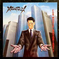 Xentrix - For Whose Advantage? - New Unplayed Original 1990 Vinyl LP