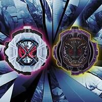 Premium BANDAI Masked Kamen Rider Zi-O DX Mirror World Watch Set w/ Tracking NEW