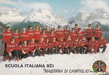 # MADONNA DI CAMPIGLIO: SCUOLA ITALIANA SCI