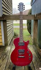 Epiphone Les Paul Special II Red Electric Guitar - MINT!!!!